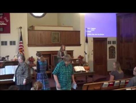 30OCT2016 Praise Service